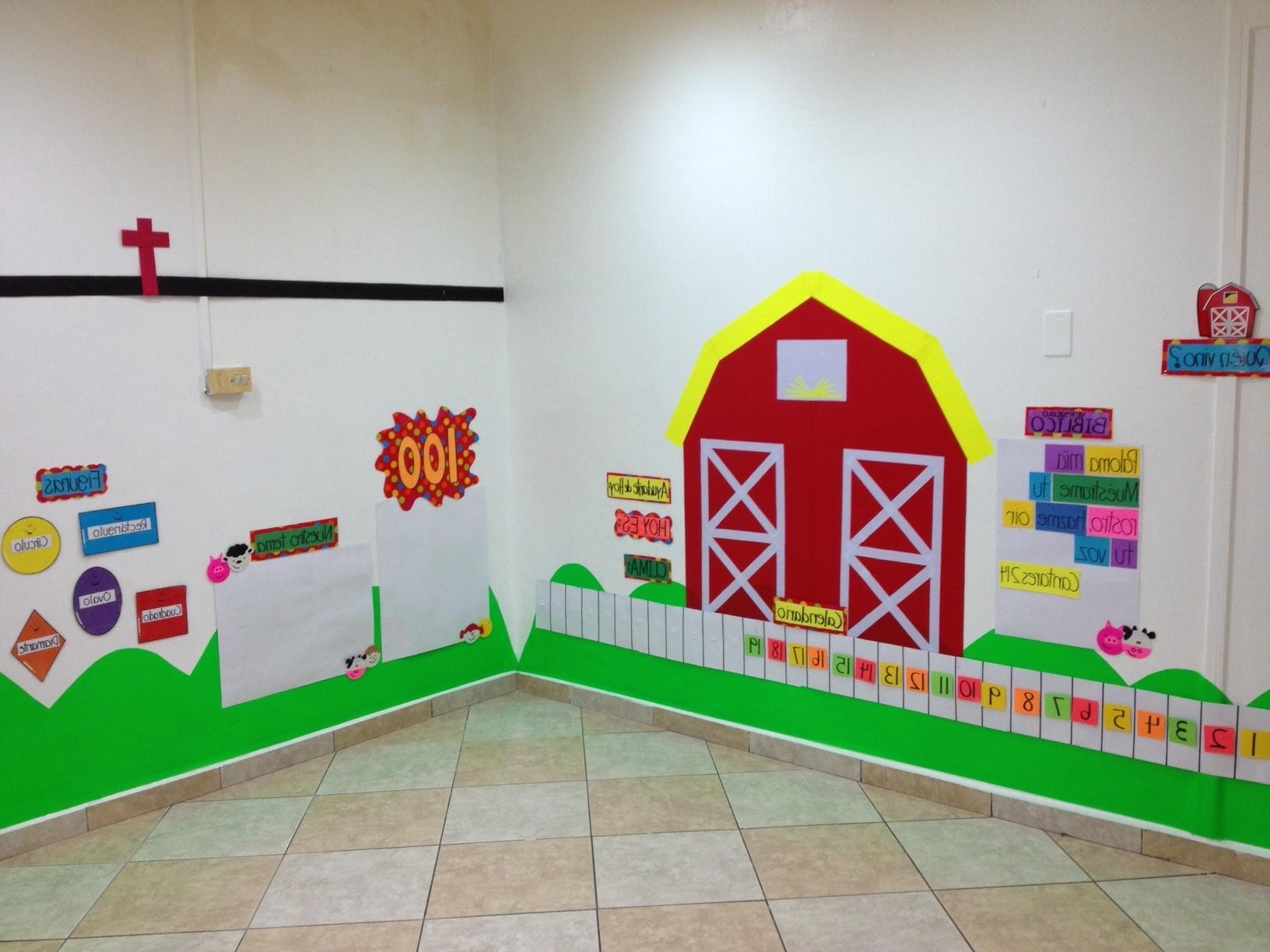 Wall Preschool Classroom Decorations Novocom Top