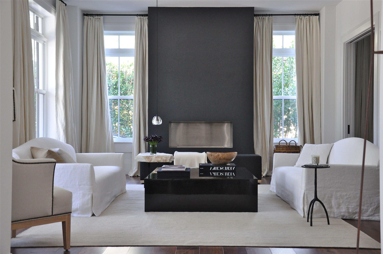 Living Room Curtain For Gray Wall Novocom Top